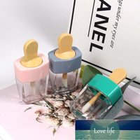 Packing Bottles 5PCS 8ML Fashion Lip Gloss Tubes Empty Popsicle Glaze Container DIY pink green gray