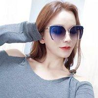 Übergroße Katzeauge Frauen Sonnenbrille Polarisierte UV-Schmetterling Retro Vintage Große Rahmen High-End-Damen-Sonnenbrille Beliebte Party Sonnenbrille