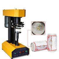 Máquina de lata multiuso lata máquina de vedação de alimentos automático tinta elétrica ferramentas de vedação enlatada
