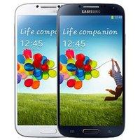 Original Refurbado Samsung Galaxy S4 I9500 i9505 5.0 pulgadas cuádruple 2GB RAM 16GB ROM 13MP 3G / 4G LTE Desbloqueado Android Teléfono celular 1pcs