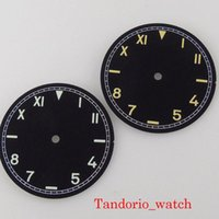 Repair Tools & Kits For ETA 6497 6498 ST3600 3621 Movement High Quality 37mm California Manual Watch Dial Wristwatch Parts