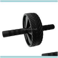 Rolos equipamentos suprimentos esportes OutdoorsMultifuncional roda abletor muscular silencioso super grande rodada abdominal músculos fitness shapi