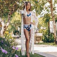 Abiti per la spiaggia Costumi da bagno Cover Up Bathing Suit Cover Ups Summer Beach Dress Coverups Donne Tunicazioni Donne Pareos de Playa Mujer