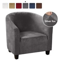 Chair Covers Removable Washable Stretch Elastic Sofa Cover For Armchair Couch Living Room Slipcover Furniture Anti-dirty