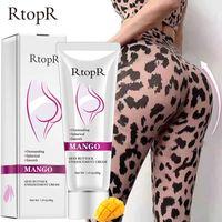 Mango Sexy Buttock Enhancement Cream Body Skin Care Hip Firming Cream Whitening Moisturizing Anti-Aging Buttock Treatment