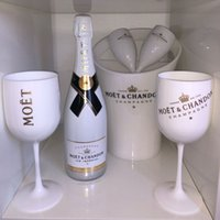 5 pcs festa de vinho branco champanhe coupes coquetel champanhe flautas chapeamento copo de vinho cálice copos de plástico gallet