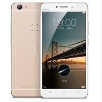 "Orijinal Vivo X6 Artı 4G LTE Cep Telefonu 4 GB RAM 64 GB ROM Snapdragon 615 Octa Çekirdekli Android 5.7 ""13.0MP NFC Parmak İzi ID Akıllı Cep Telefonu"