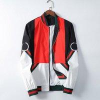 55 남성 캐주얼 자켓 남성과 여성 고품질 재킷 패션 남성 미용사 겨울 윈드 브레이커 M-XXXL