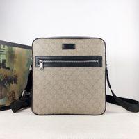 Designer Mens Crossbody Taschen Luxus Männer Aktentaschen Marke Nylon Messenger Umschlag Tasche Mode Geldbörsen Einzelne Schulter mit Dreieck
