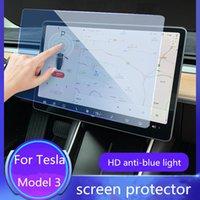Закаленный фильм для Tesla Model 3 Y X S Навигационная защита