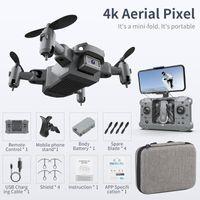 KY905 미니 드론 4K 카메라 HD Foldable DRONES Quadcopter 원 키 리턴 FPV 따라 가기 RC 헬리콥터 Quadrocopter Kid 's Toys Dysopter