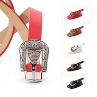 Belts 2021 Stylish Women Retro Caving Pin Buckle High Quality Luxury Thin Leather Waist Belt Designer For Jeans Dress Tops