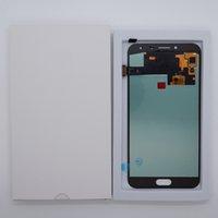 OLED Display para Samsung Galaxy J4 J400 Painéis de Tela LCD Painéis Digitizer sem moldura