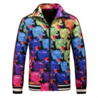 2021 Marka Ceketler Luxurys Sonbahar Ince Jacke Moda Giyim Güneş Kremi Rüzgarlık Baskılı Ceket Giyim Yüksek Kalite