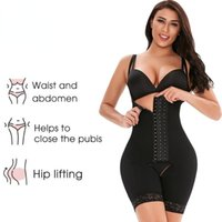 Women's Shapers Women High Waist Shaper Shorts Breathable Body Slimming Tummy Underwear Panty Trainer Shape