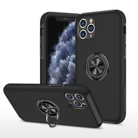 Kickstand Phone Cases For Iphone 13 12 Pro Max Mini 11 XSMax XR XS X Car Support Case Samsung A22 A52 A82 LG Stylo7 Motorola G9 Power Cellphone Back Cover