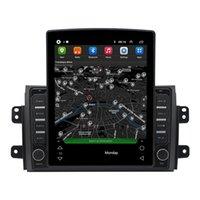 "Car Dvd Radio Android Navigation with Wireless CarPlay Auto navigation 9.7"" for Suzuki Swift SX4 2006-2012"