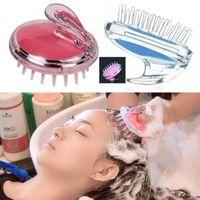 Hair Brushes Head Body Scalp Massage Brush Comb Shampoo Washing Shower Bath Spa Slimming