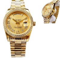 Women Automatic Mechanical Watch Stainless Steel Lady Wristwatch 36MM montre de Luxe High Quality Free Transportation