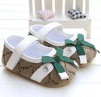 Baby Girls Princess Shoes 0-18M Детские Детские мягкие Сообщенные кроватки Обувь Bebe Prewakesers Новорожденный Младенческий малыш Первые Уокер
