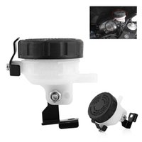 Motorcycle Brakes Universal Brake Reservoir Front Fluid Bottle Master Clutch Oil Cup Cylinder Bracket Motocicleta Accessories