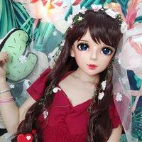 Máscaras de fiesta (shi-08) hembra dulce niña resina media cabeza kigurumi bjd máscara cosplay japonés rol de anime lolita crossdress muñeca