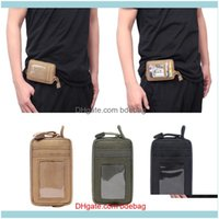 Support Safety Athletic Outdoor As Sports & Outdoorspocket Wallet, Zipper Pouch Waist Belt Bag Mini Pack For Keys Holder Coins Cards Storage