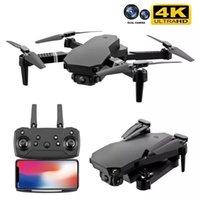 S70 Tronone Profession 4K HD Dual Camera Drone вертолет WiFi FPV 1080P в режиме реального времени передача RC Quadcopter игрушка Drone 210915