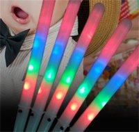 Festes de festa coloridos levou varas brilham luz de floss vara para festa de aniversário de Natal propagando varas 185 s2