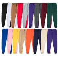 Men's Pants 2021 Joggers Brand Men Woman Trousers Casual Sweatpants Jogger 16 Color GYMS Fitness Workout