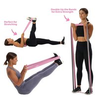 Resistance Bands 3cm Wide Band Non-Slip Elastic Hip Ring Fitness Squat Tension Set For Training Home