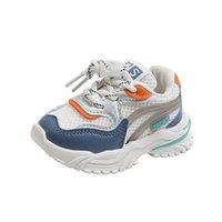 Детская спортивная детская обувь для детских кроссовки для девочек для мальчиков для мальчиков Обувь детская весна осень младенческая спортивная повседневная одежда B7421