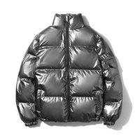 Parka Men Xxxxxl Men's Quilted Performance Bomber Jacket Light Weight Water Resistant Packable Puffer M-5xl Plus Size