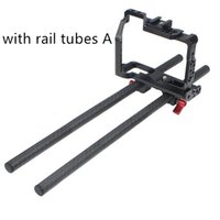CNC Camera Cage for Fujifilm X-T3  XT3  XT2  X-T2 SLR Photography Stabilizer Rig 15mm Rail Rod Clamp Follow Focus System Support