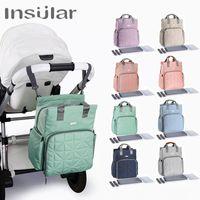 Diaper Bags Mommy Nursing Travel Backpack Designer Stroller Baby Bag Care Mummy Maternity Nappy
