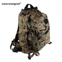 Stuff sacchi emersongar tactical sacchetto 3Day Assault Pack Backpack Borse da combattimento per Plate Carrier Hunting Outdoor Military Escursionismo Molle Em9007