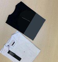 Homens Seca Rápida T Camisa Homem Verão Padrão Padrão Mulheres Top Unisex Casual Tees Streetwear Ins Estilo De Alta Qualidade Roupas Geométricas Impressão