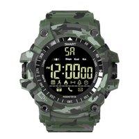 Ex16 plus intelligente Uhr Sport Wasserdichte Aktivität Tracker Bluetooth Smart Armband Pedometer Relogio Smart Armbanduhr für Android iPhone ios