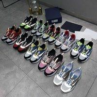 Tasarımcı Kadın Ayakkabı B22 B23 Sneakers Adam Rahat Sneaker Erkekler Yansıtıcı 3 M Spor Ayakkabı Moda Lady Platformu Ile Normal Boyutu 35-46