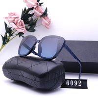 High quality Polarized lens pilot Fashion Sunglasses For Men Women Brand designer Vintage Sport Sun glasses With case and box