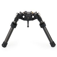 Nouvelle Arrivée LRA Light Tactical Bipod Long Riflescope BiPod pour la chasse au fusil Scope Expédition rapide CL17-0031