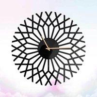 ساعات الحائط 1 قطعة 30 سنتيمتر 3d مجسمة ساعة الإبداعية الديكور diy الفن ديكور للمنزل مكتب غرفة المعيشة مع الخفافيش