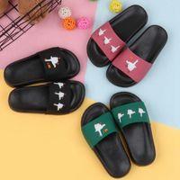 Slipper Girseaby Baby Kids Boys Girls Slippers Summer Children Flip Flops Barefoot Child Indoor Shoes Slides Beach Zapatillas 139