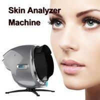 미니 디지털 피부 기계 분석 피부에 대 한 미용 분석기 미니 크기 휴대용 피부 분석기 기계 Nubway