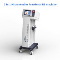 Mico needle fractional RF machine microneedling intracel face beauty lifting microneedle skin tightening rejuvenation equipment