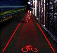 5 LED 2 Laser Fahrrad Fahrrad Logo Intelligente Rückseite Hecklicht Sicherheitslampe Super cool Für Owimin Smart Cycling Rot 21 W2
