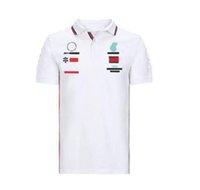 New F1 Racing T-shirt auto ventilatore camicia moto a sella a maniche corte moto a maniche corte moto traspirante e a polo di asciugatura rapida