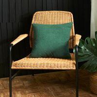Cushion Decorative Pillow Cushion Cover Soft Velvet Covers Home Decor For Sofa Seat Chair Car Pillowcase Pink Beige Yellow White