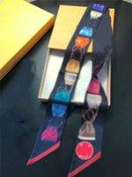 NUEVA Bufanda de mujeres Marca Hombres y Mujeres Seda Banda de Pelo Moda Impreso Bufanda de Seda Moda Bolso Decorativo Seda Bufanda
