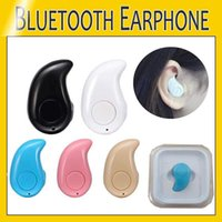 Sport Running S530 Mini Wireless Bluetooth 4.0 Earphone Stereo Headphones music Headset wiith Retail Package For Mobile Phone